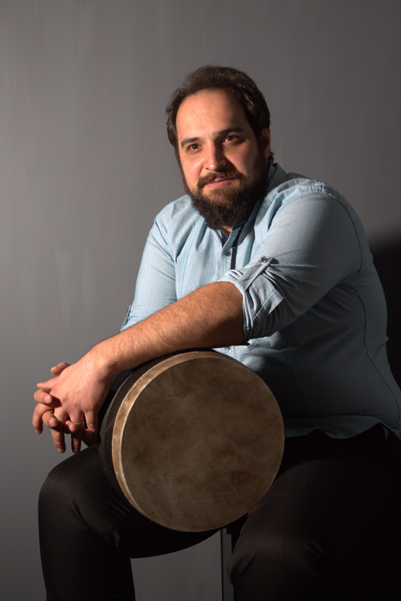 مرتضی یگانه راد Morteza yeganeh rad Lead , Percussionist